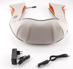 Shiatsu Nackenmassagegerät MemoryStar Nackenmassagegerät mit Shiatsu-Technik Schultermassagegerät Wärme Wärmefunktion Shiatsu