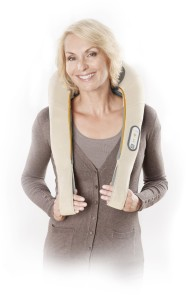 Shiatsu Nackenmassagegerät MEDISANA NM Shiatsu-Nacken-Massagegerät